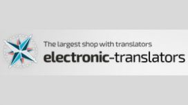 Electronic-translators.co.uk